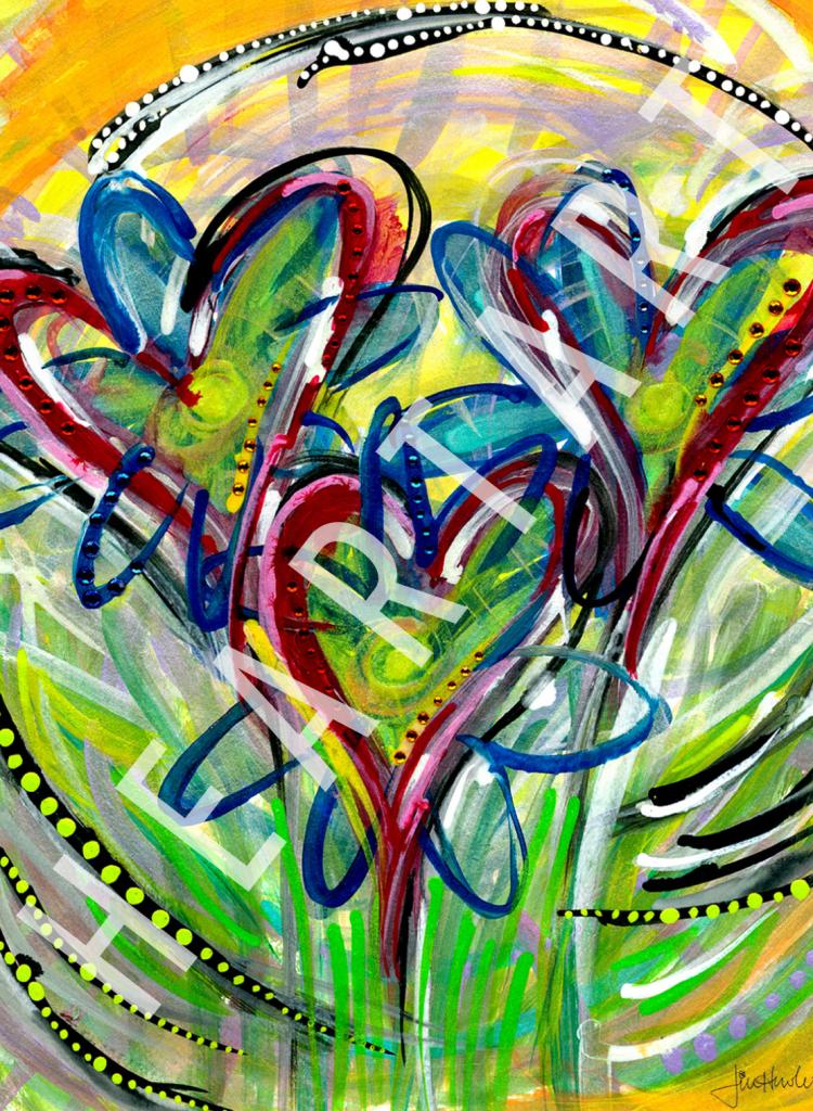 Dream Weaver, HeartArt