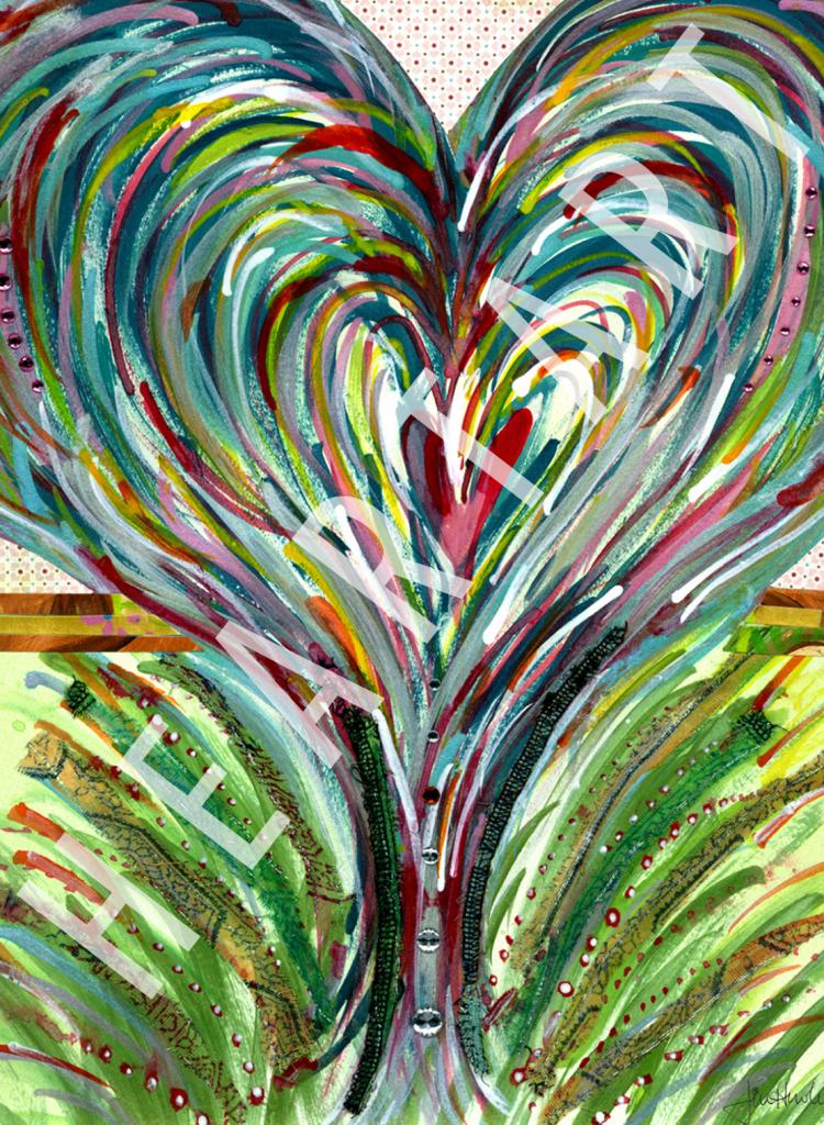 Full Bloom, HeartArt