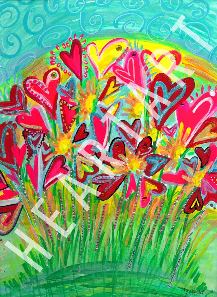 Spring Time, HeartArt