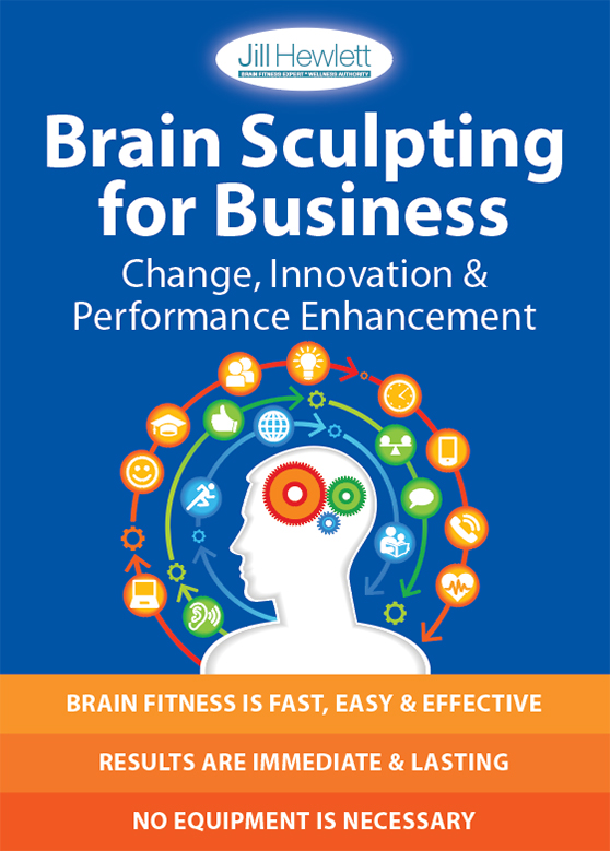 Brain Sculpting for Business: DVD cover